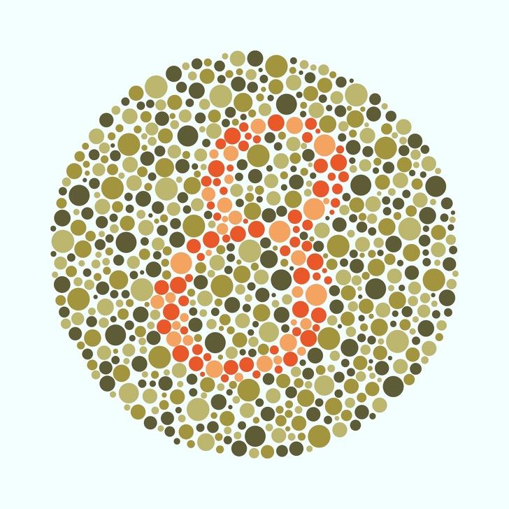 Проверка цифрами на картинке