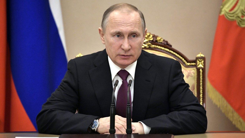 Путин внес в Госдуму законопроект о деятельности РАН
