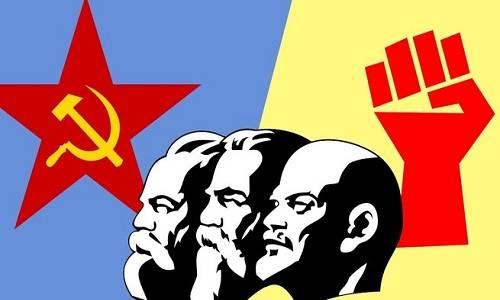 Коммунизм подкрался незаметн…