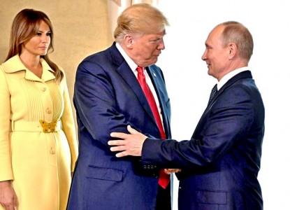Путин и Трамп неспроста молч…