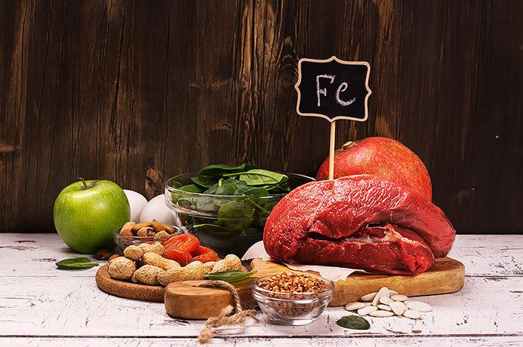 Железное здоровье: как распознать анемию и добавить железо в рацион