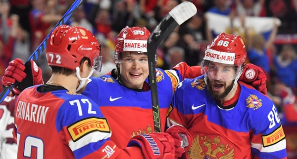 Историческая победа: Российские хоккеисты завоевали золотоОИ 2018