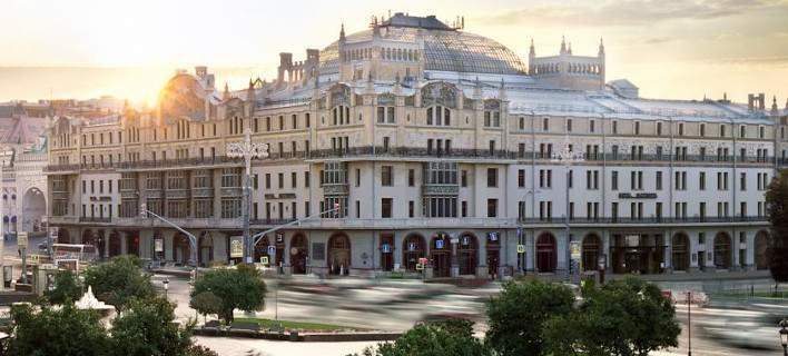 1. «Метрополь», Москва Отель, архитектура, гостиница, история, россия, тайны