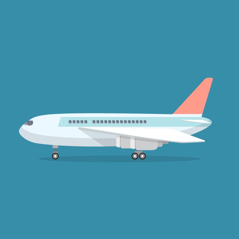 Анекдот отом, как один самолёт сильно задерживался впути
