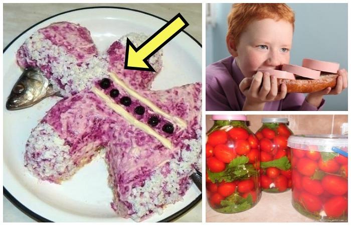 7 вредных «советских» привычек питания