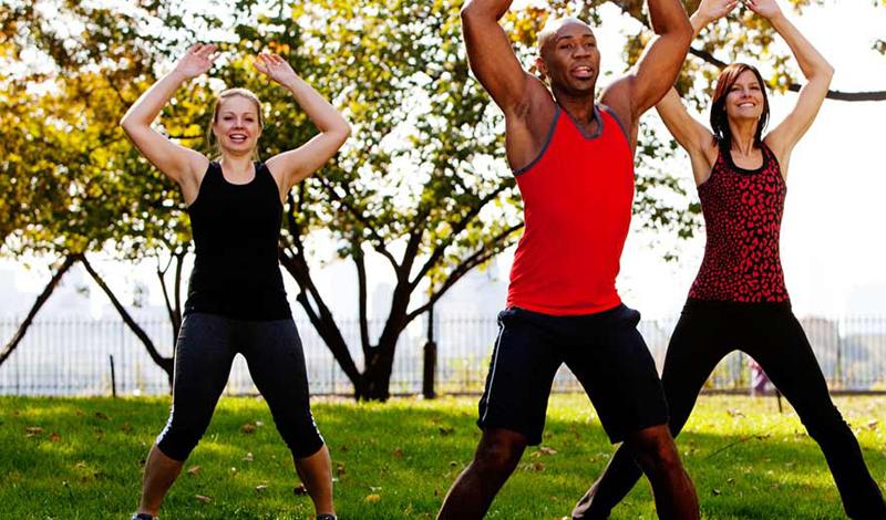 Как быть в форме без спортзала