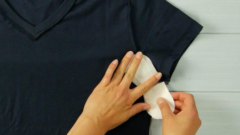Как вывести пятна пота на пиджаке фото