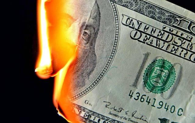 Запрет доллара, нефтяное эмб…