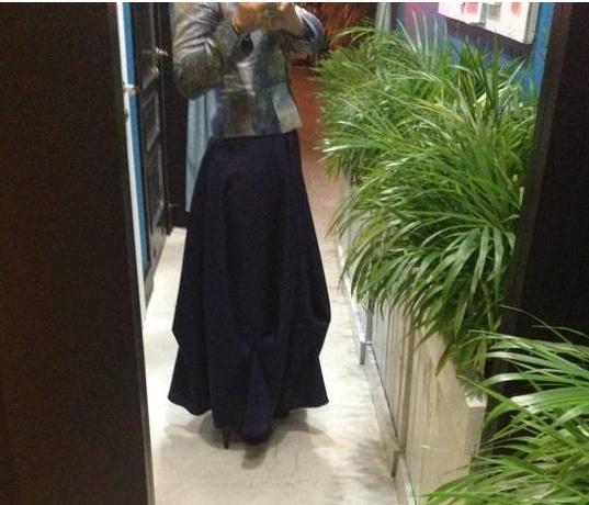 Математическая юбка (выкройка)
