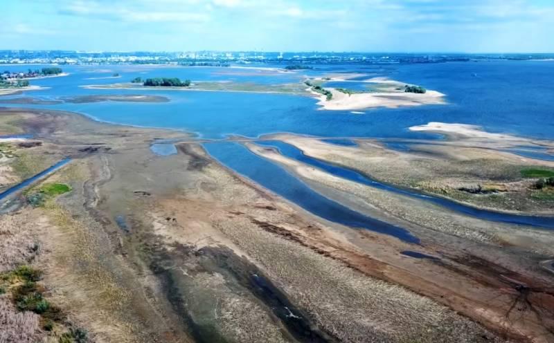 Обмеление Лены: что происходит с российскими реками?