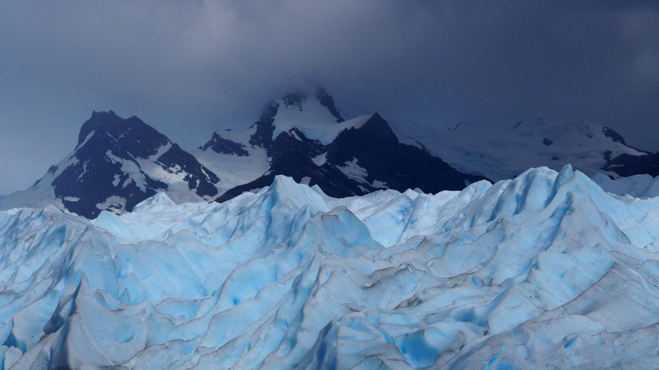 Ледник в национальном парке Лос-Гласьярес, Аргентина красивые места, красота, ледник, ледники, природа, путешественникам на заметку, туристу на заметку, фото природы