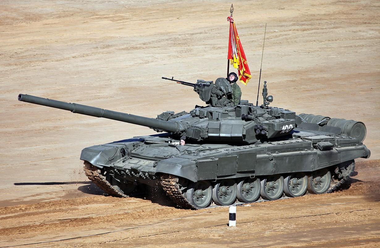 Т-90А, Россия (Vitaly V. Kuzmin)