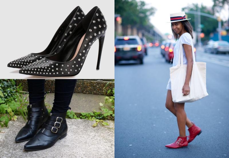 какая обувь в моде в этом году