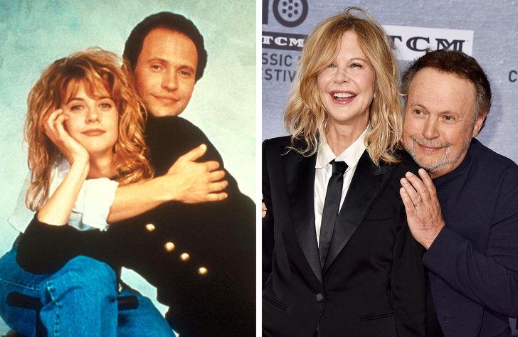 20 актеров, которые воссоединились с напарниками спустя много лет после завершения съемок заморские звезды,звезда,кино и тв,новости,развлечение,фото,шоубиz,шоубиз