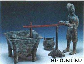 Развитие древнего Китая