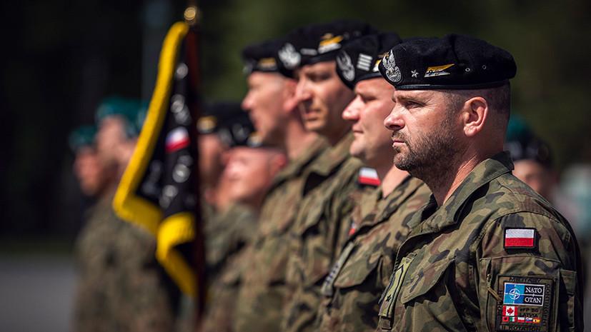 «Гром Перкунаса», «Анаконда» и «Единый трезубец»: НАТО начинает серию  манёвров у границ России