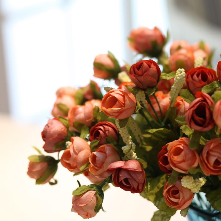 Неувядающие цветы — красивые и практичные