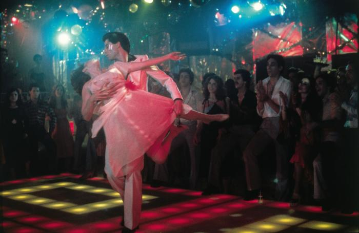 Кадр из фильма «Лихорадка субботнего вечера». / Фото: www.kino-kingdom.com