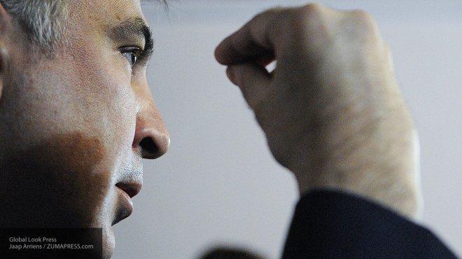 Саакашвили заявил, что украи…