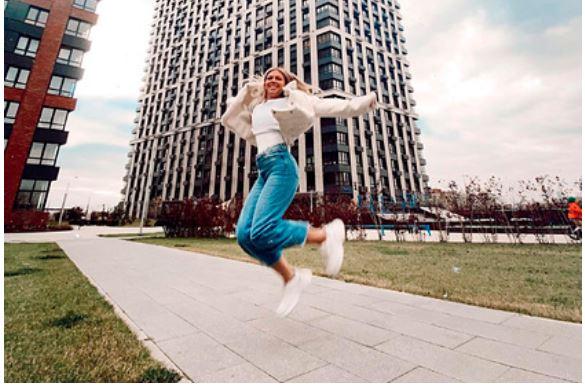Рита Дакота купила две квартиры в Москве Шоу бизнес