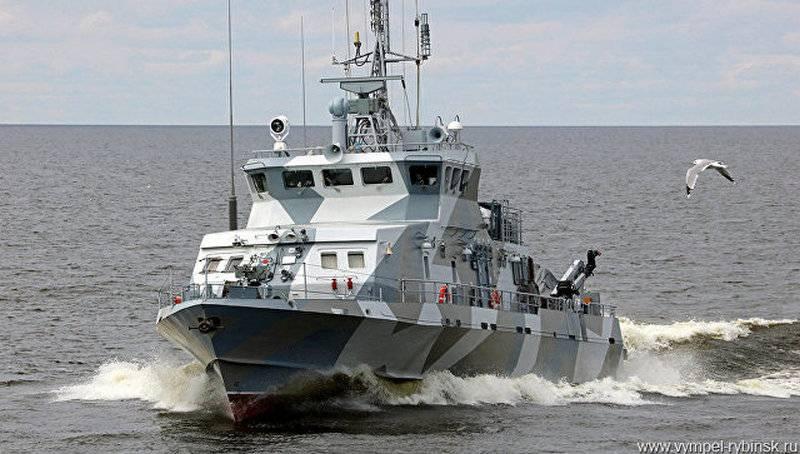 Противодиверсионный катер СФ назвали в честь полковника Федянина