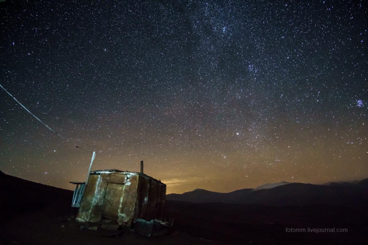 Армения. Ночь на перевале — фотоистория