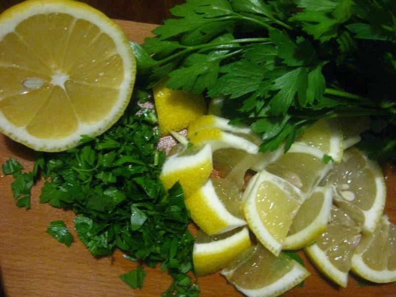 Чеснок Лимон Петрушка Для Похудения. Быстрое и эффективное похудение с помощью петрушки
