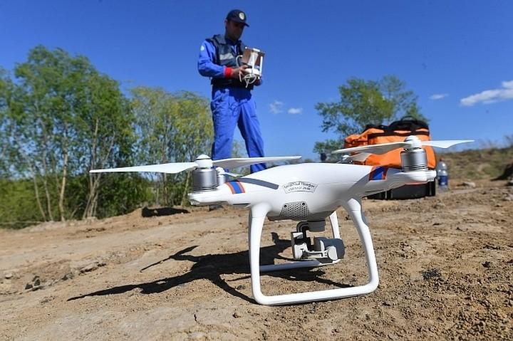 Росавиация разработала орудие для борьбы с дронами