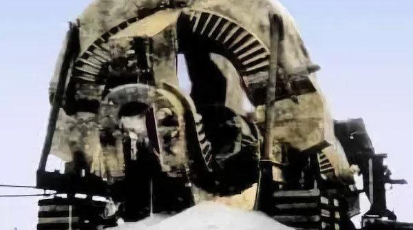 Следы древних машин. Древняя тяжелая техника. Загадки истории и новые гипотезы