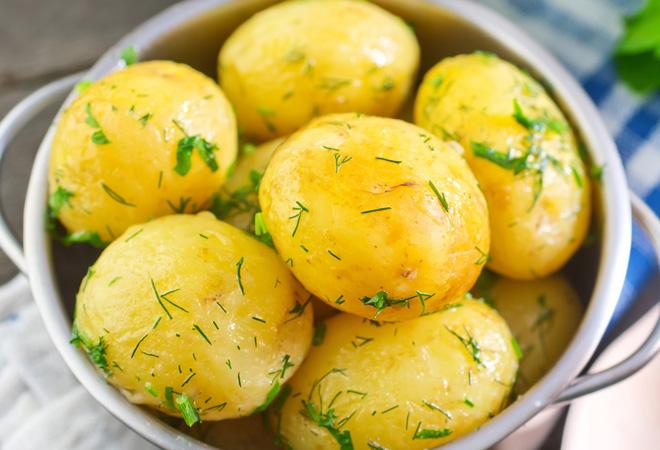Что будет, если целый год есть одну картошку