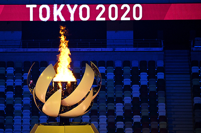 Олимпиада в Токио: как прошла церемония открытия — фото и подробности