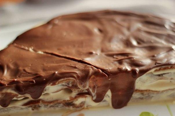 НАИВКУСНЕЙШИЙ шоколадный тор…