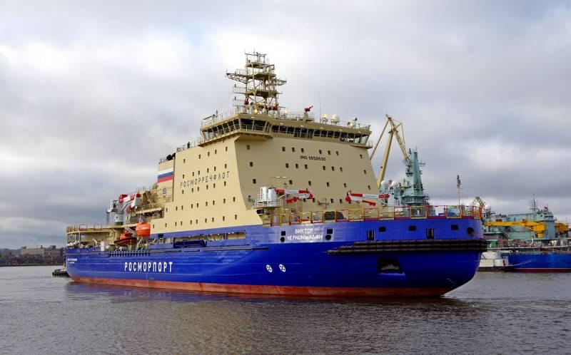 Почему Россия начала перенос производства ледоколов из-за рубежа Экономика