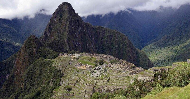 За порядком в Мачу-Пикчу будут следить дроны путешествие,туризм,турист