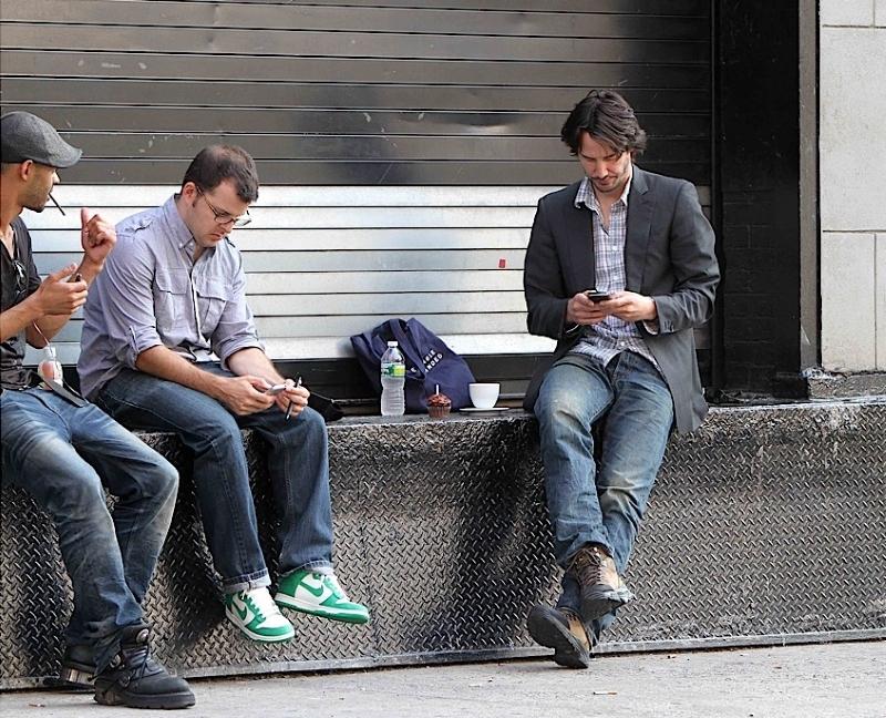 Случайные фото мужчин на улице