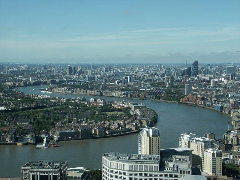 highrise15 25 городов мира с наибольшим числом высотных зданий