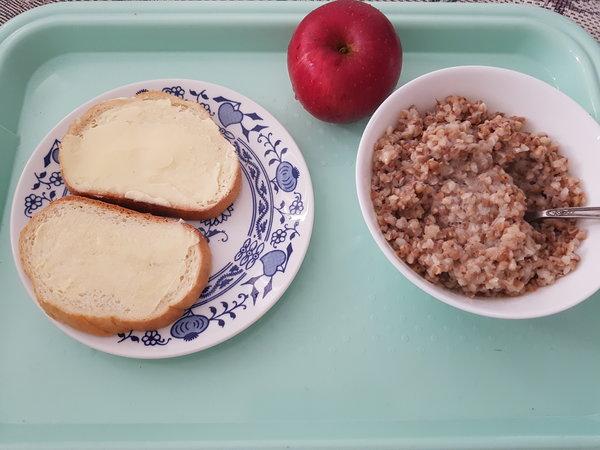 Мой завтрак ДОМА стоит 25 ру…