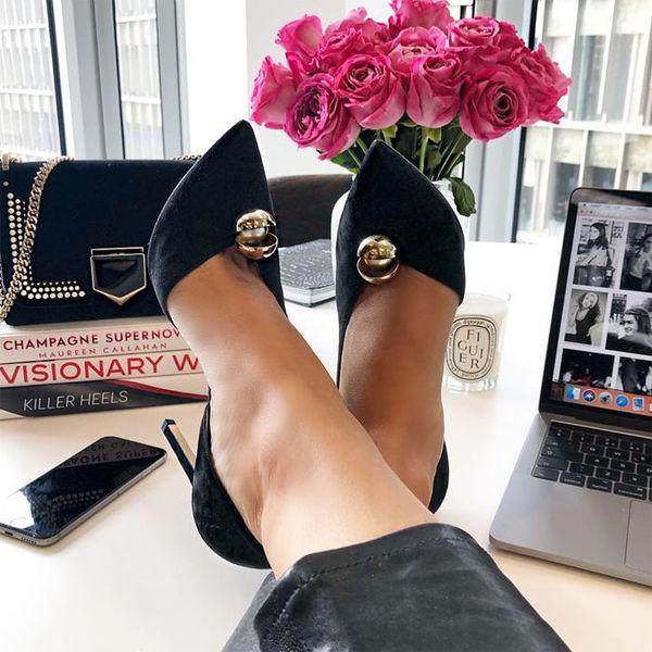 Топ-15 пар туфель для офиса:…
