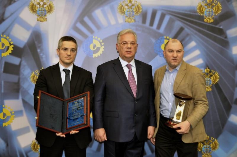 Центр АСТ получил вторую премию ФСВТС «Золотая идея»
