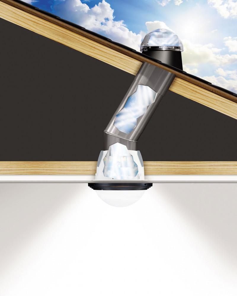 Как «солнечный колодец» может сократить энергопотребление до 40%