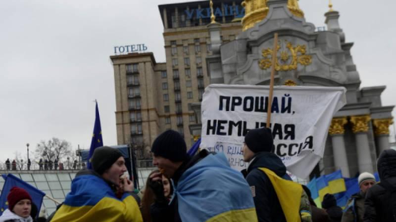 Прощай, сказка о братской Украине!