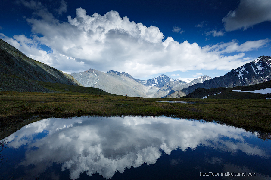 Тайна долины Семи озер. Алтай. Россия