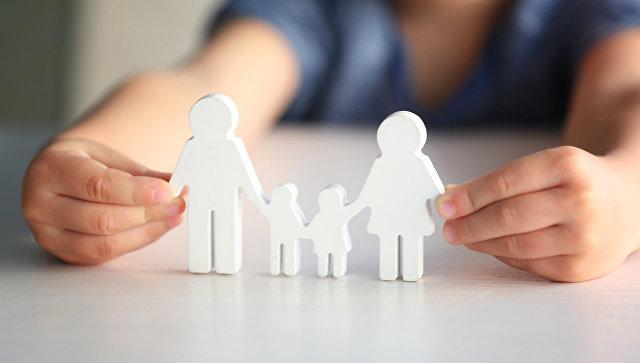 ЛДПР предложила при споре супругов по опеке передавать детей в третью семью