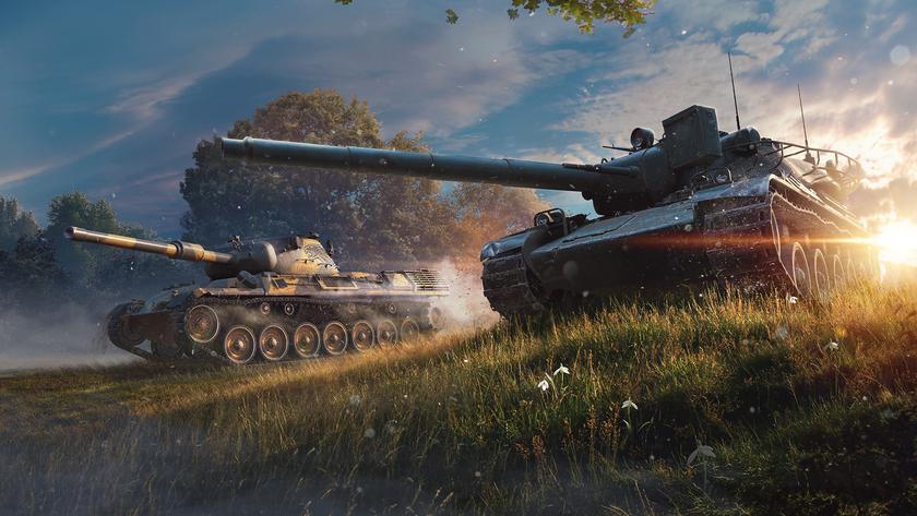 Wargaming судится с бывшими разработчиками World of Tanks Blitz