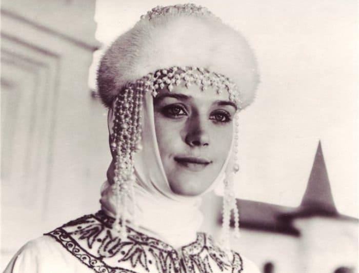 Ирина Алферова в фильме *Осенние колокола*, 1978 | Фото: kino-teatr.ru