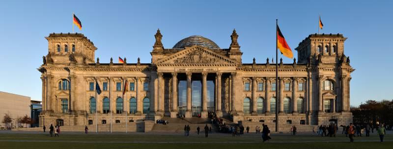 Способен ли Берлин действовать без указки Вашингтона? геополитика,сирия