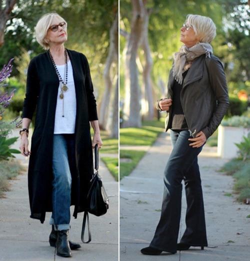 Стильные женщины элегантного возраста