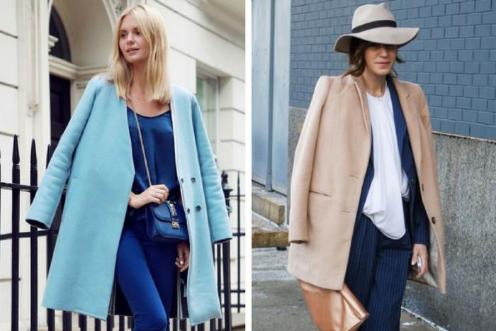 Как носить пальто оверсайз и выглядеть женственно