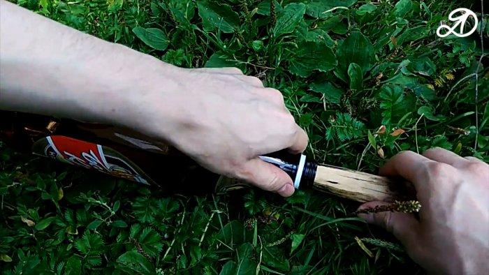 Приспособление для сбора вишни из бутылки своими руками за 5 мин можно, изготовления, бутылке, заводить, бутылка, срывать, устройство, ягоды, необходимо, устройства, также, Можно, саморезом, закрепляем, жердь, Сорвать, длинную, бутылку, надеваем, бутылкуТеперь