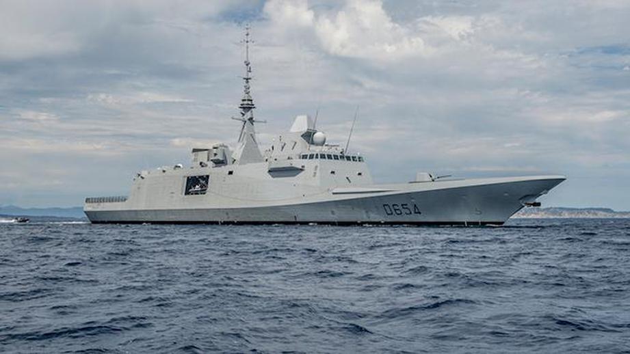 При потере связи с Ил‐20 зафиксированы пуски ракет с французского фрегата